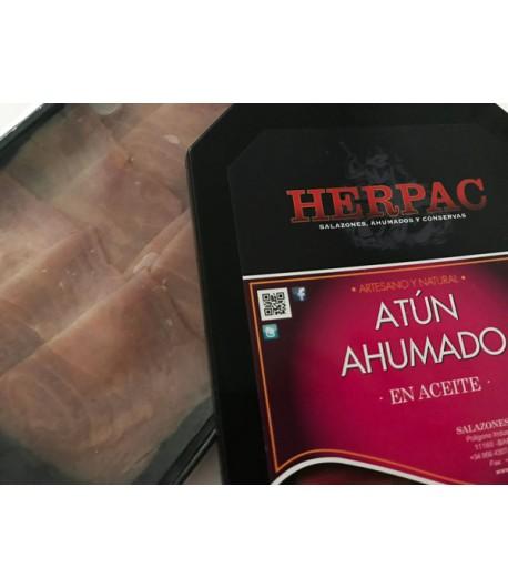 ATÚN AHUMADO A.OLIVA HERPAC 550
