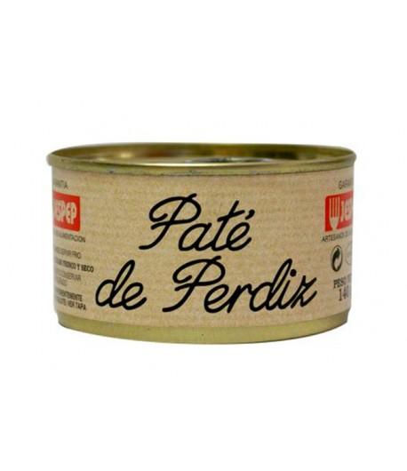 PATÉ DE PERDIZ JESPEP 140 GR