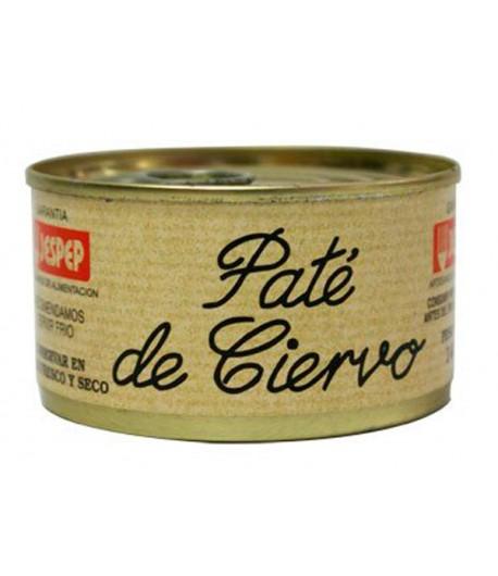 PATÉ DE CIERVO JESPEP 140 GR