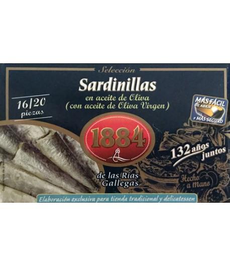 SARDINILLAS RIAS 1884 16/20 125