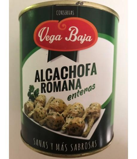 ALCACHOFA ROMANA VEGA BAJA KG