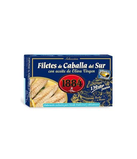 FILETE DE CABALLA 1884 125GR