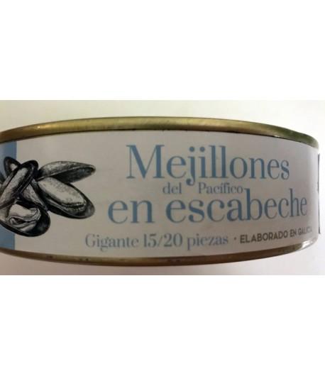 MEJILLÓN 15/20 LA CONSERVA 550 GR