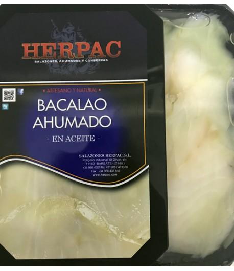 BACALAO AHUMADO HERPAC 550 GR
