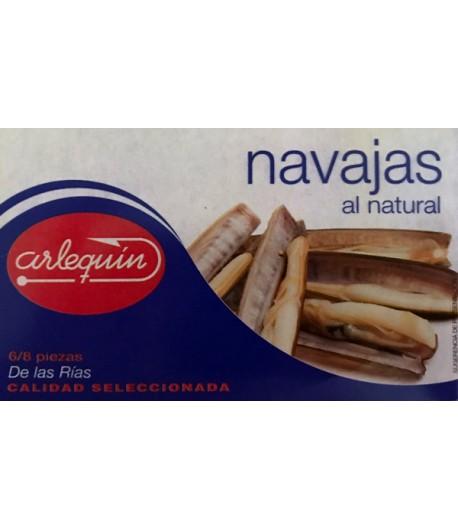 NAVAJAS AL NATURAL ARLEQUÍN OL120