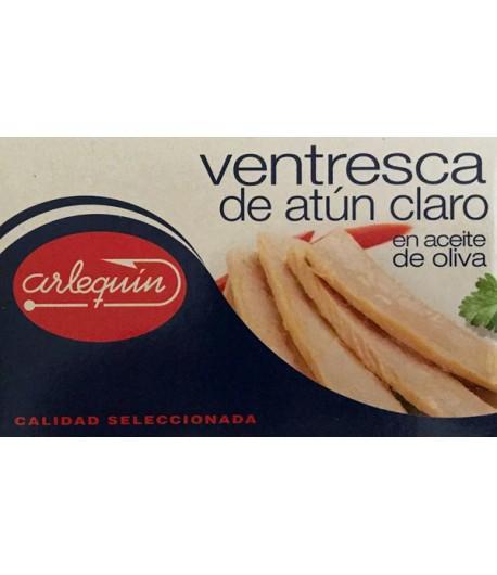 VENTRESCA ATUN ARLEQUIN 120 GR