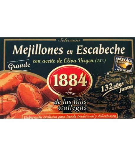 MEJILLON ESCABECHE 8/10 1884 RR125