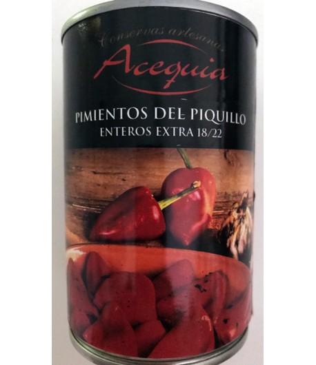 PIMIENTO PIQUILLO ACEQUIA 18/22 500 GR
