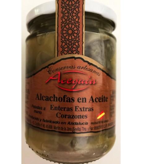 ALCACHOFA ACEITE ACEQUIA 445 GR